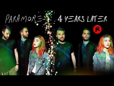 Paramore's Self Titled Album 4 YEARS LATER!