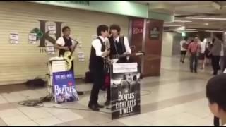 ザ・ビートルズ・リアル・ライブ・バンド@阪神梅田