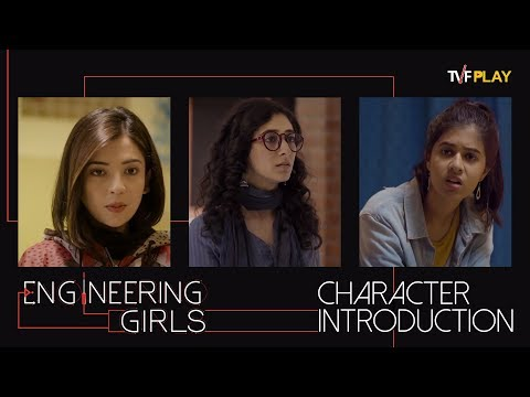 Engineering Girls - Character Introduction   Exciting shows and videos on TVFPlay