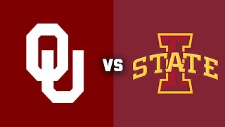 #5 Oklahoma vs. Iowa State   2018 CFB Highlights