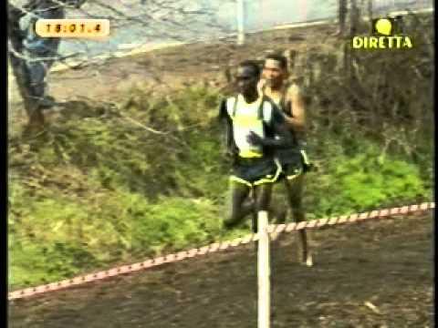 Preview video Corsa campestre Cinque Mulini 2008, Vittoria dell´eritreo Zersenay - Parte 2