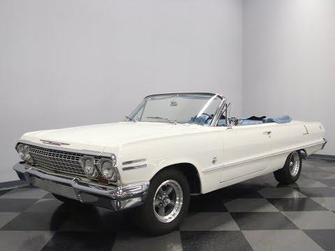 1963 Chevrolet Impala for Sale - CC-1016751