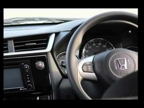 Honda BRV- All New Compact SUV- Test Car –Interior View -Part2