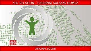 3rd Relation - Cardinal Salazar Gomez 2019-02-21