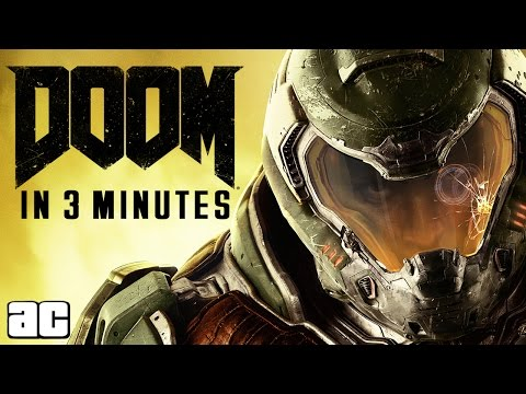 Doom ENTIRE Storyline Of All Games In 3 Minutes (Doom Animated Story) Mp3