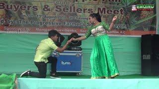 Nungshi mapao puduna Live Performance (Ronath & Kerolina)
