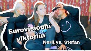 Kes väärib Eurovisioonile saamist rohkem? //Kerli vs. Stefan