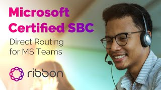 Microsoft Certified SBC – Direct Routing for MS Teams