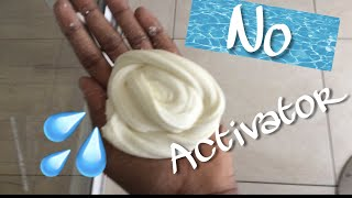 How To Make Slime Without Activator ฟรวดโอออนไลน ดทว