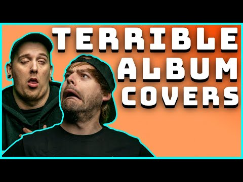 Worst Album Covers Ever!!