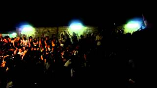 """Damien Rice """"Me, My Yoke And I"""" (acoustic aftershow) @ Cavea del Nuovo Teatro dell'Opera (Firenze)"""