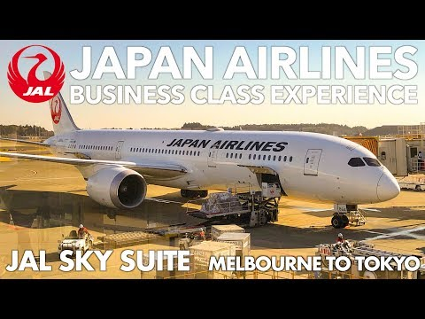 Best Seats in Business Class to Japan | Japan Airline | Business Class Review – MEL TO NRT – JL774