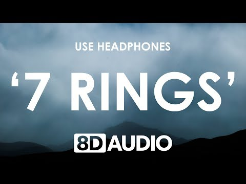 Ariana Grande - 7 rings (8D AUDIO) 🎧