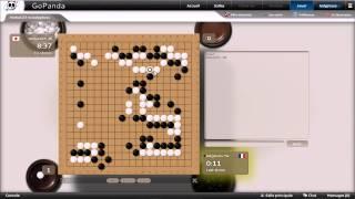 Jeu De Go - Commentaire Live [10] [HD] [Français]