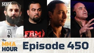The MMA Hour: Episode 450 (Hendricks, Kawa, Rutten, Zidan)