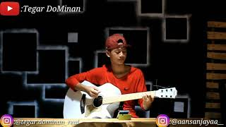 #TegarDoMinan HARUSNYA AKU - Cover By Tegar DoMinan(official Vidio)