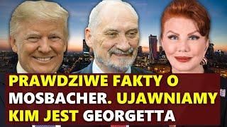 MÓJ SUBSKRYBOWANY KANAŁ – Prawdziwe fakty o Mosbacher. Ujawniamy kim naprawdę jest Georgetta