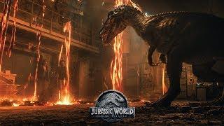 """Jurassic World: Fallen Kingdom - In Theaters June 22 (""""Beep Beep"""") (HD)"""