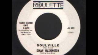 Dinah Washington - Soulville - Soul.wmv