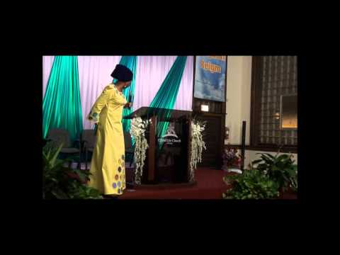 Tope Alabi's Live Concert in Chicago IL, USA Day 2