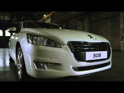 Video Producto - Peugeot 508.