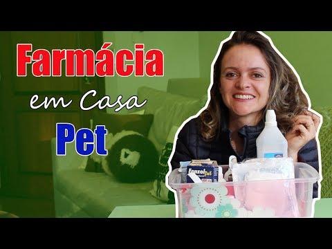 Farmácia para animais