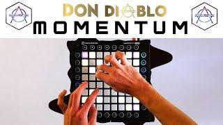 Don Diablo - Momentum (Launchpad Cover)