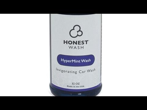 Honest Wash Hypermint Wash soap review Auto Detailing product review