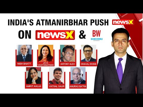 India's Atmanirbhar Push | NewsX-Business World Special Series | NewsX