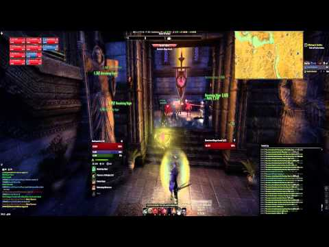 Small-Group] Banana Squad - Ninja Keep and stuff — Elder Scrolls Online