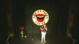 Zahra Barri at The Manchester Comedy Store