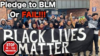 BLM Takes Over California