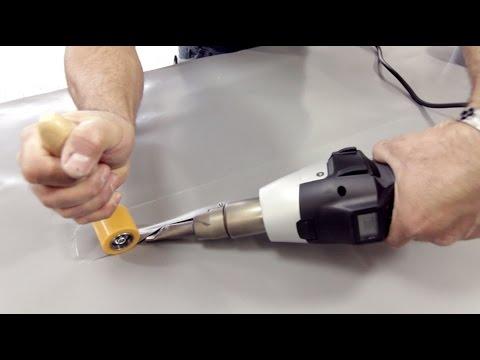Planen, schweißen und reparieren mit dem HG 2620 E | STEINEL Professional