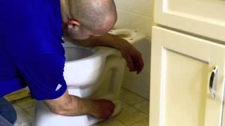 Watch Mansfield Summit Toilet Installation