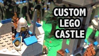 LEGO Classic Castle Village | Brickworld Fort Wayne 2017