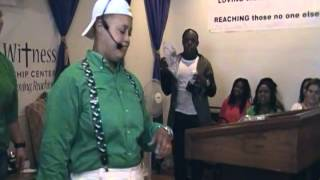 Will You Marry Me By Pastor Valerie Williams