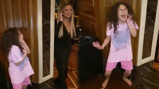 Hear Mariah Carey's Daughter Hit a High Note on TikTok