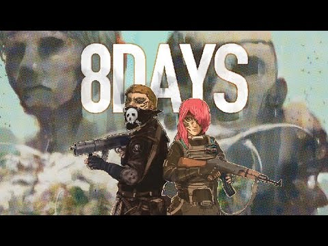 8DAYS - Steam Release Trailer thumbnail
