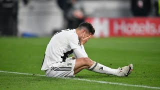 """Ketika Cristiano Ronaldo Kehilangan """"SIHIRNYA"""" Dalam Pertandingan"""