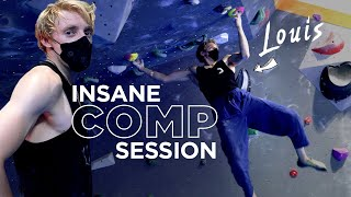 Insane Comp Session with Louis Parkinson by Andrew MacFarlane