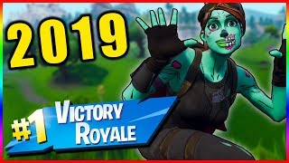 First 2019 Victory Royale | Fortnite Battle Royale