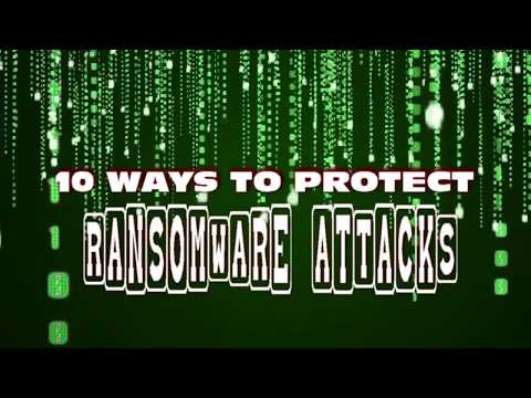 Petya Ransomware Attack : How To KEEP Safe From It ? Part 1
