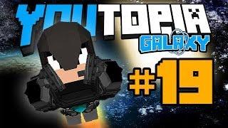 【Minecraft】YouTopia:Galaxy#19 弱雞麵包工場
