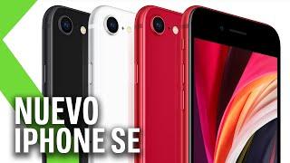 iPhone SE (2020): el smartphone más ASEQUIBLE de APPLE que amenaza a los grandes de la gama media