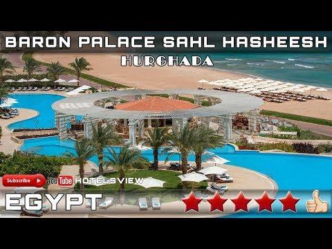 RESORT BARON PALACE SAHL HASHEESH 5★ | HURGHADA, EGYPT