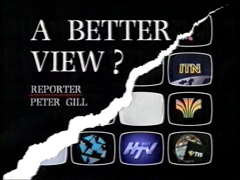 This Week: A Better View? [ITV, 27/10/1988]