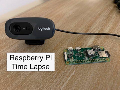 Raspberry Pi Time Lapse