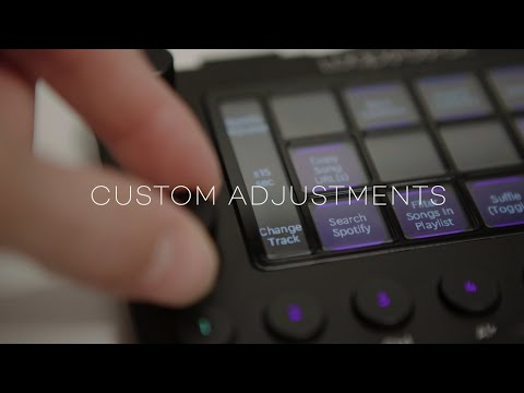 Loupedeck CT: How to create Custom Adjustments for Dials and Wheel