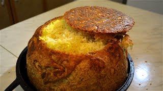Хан , Шах Плов.  Азербайджанский рецепт приготовления вкуснейшего блюда.