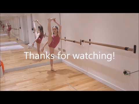 Daisys splits, flexibility stretch and Balance (after school)
